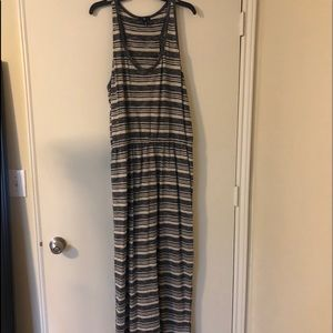 Gap Racerback Maxi Dress